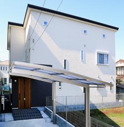 藤島建設施工事例