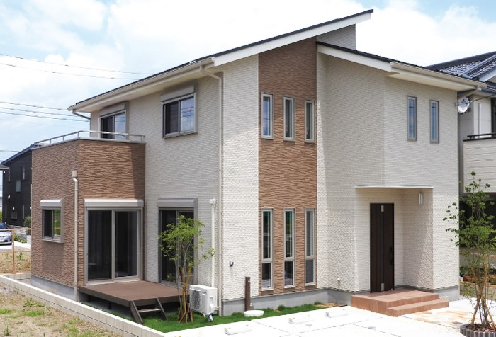 松永住宅モデルハウス